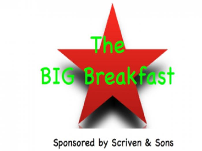 Big Breakfast 10th Sep 2017 Official Banner