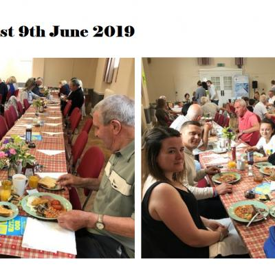 Big Breakfast 9th June 2019