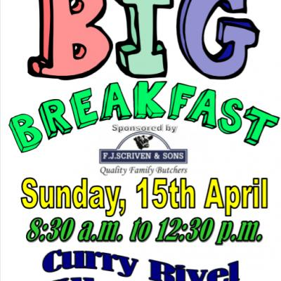 Big Breakfast April 2018