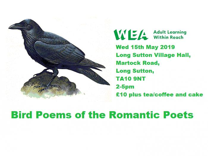 Bird Poems of Romantic Poets