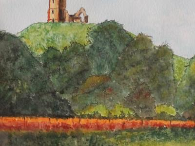 Burrow Mump - Art Group Oct 2017