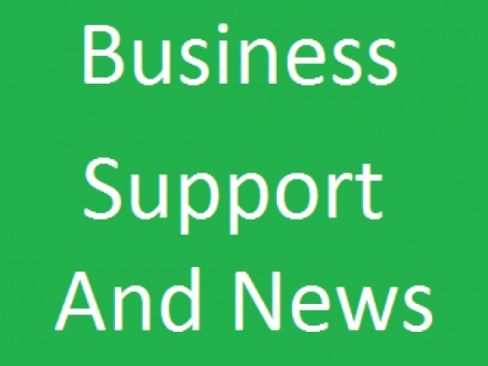 Business support and news