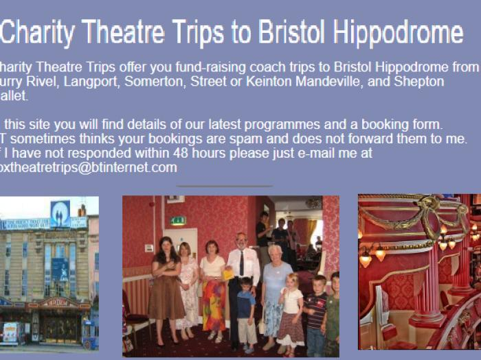 Charity Theatre Trips