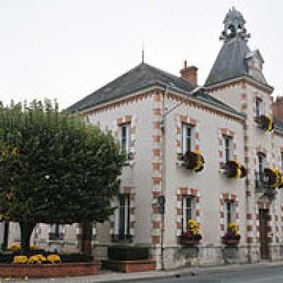 Chevilly Town Hall