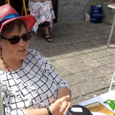 Church Fete - A Day for Hats