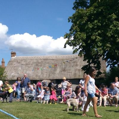 Church Fete Dog Show2