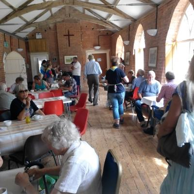 Church Fete OSR Tea
