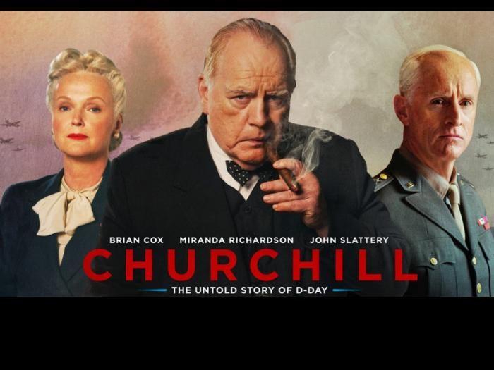 Churchill screen