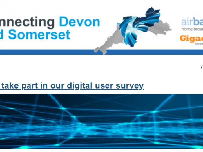 Connecting D&S Digital Survey