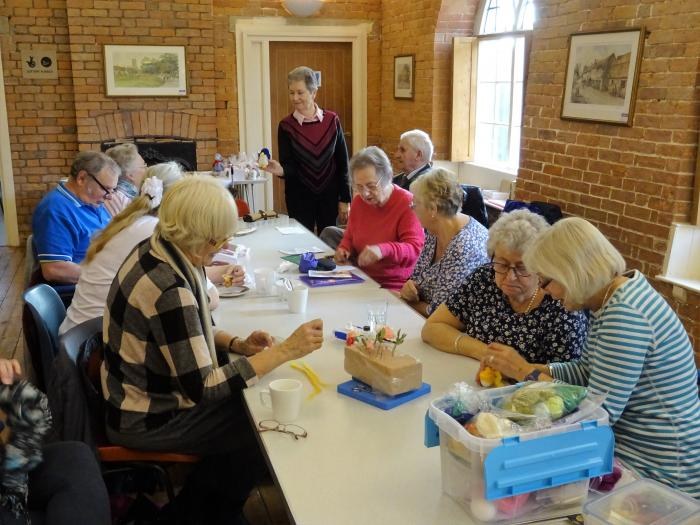 Craft and Coffee Morning OSR