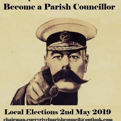 Curry Rivel Need You To Be A Parish Councillor