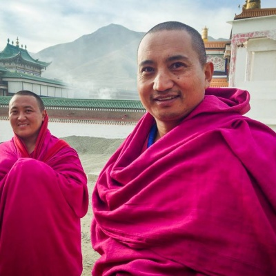 Ed Pratt Monks of Labrang Monastery