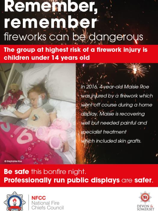 Firework advice