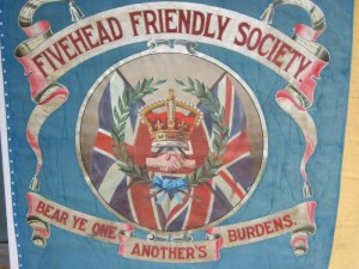 Fivehead Friendly-Society-Banner