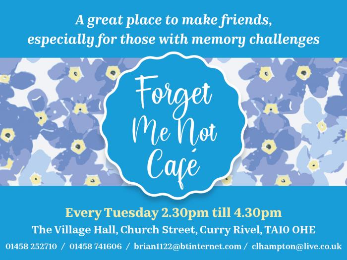 Forget Me Not TV Advert