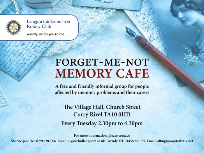 forget-me-not-memory-cafe Curry Rivel Aug 2017
