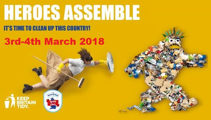Great British Spring Clean 2018a