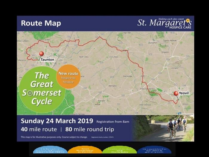 Great Somerset Cycle St Marg Hospice