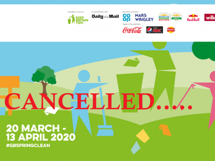 Great Village Litter Pick March CANCELLED
