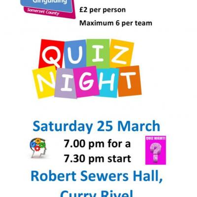 Guides Quiz Night