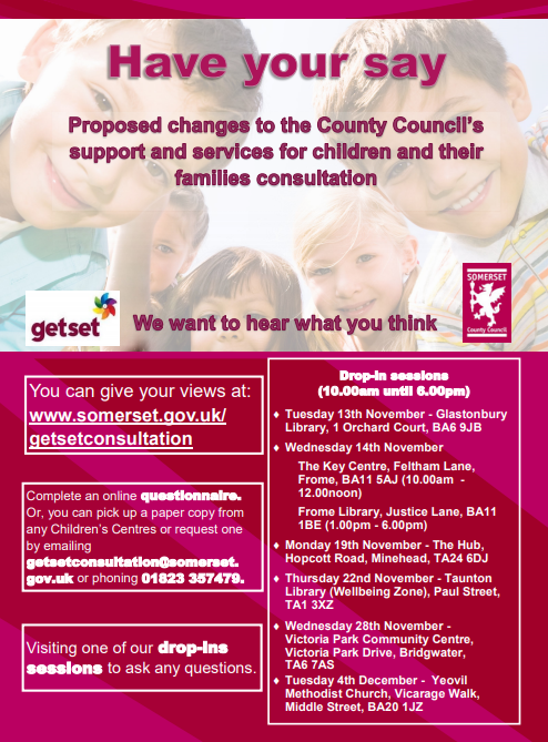 Have Your Say Chil Support Services