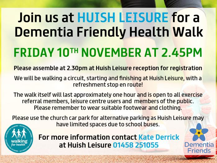 Health Walk Invitation 2