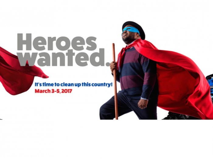 Heroes wanted Keep Britain Tidy