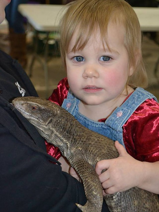 Kingston Reptile Kids Day1