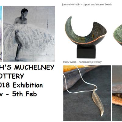 Leach Nov 2018 Exhibition