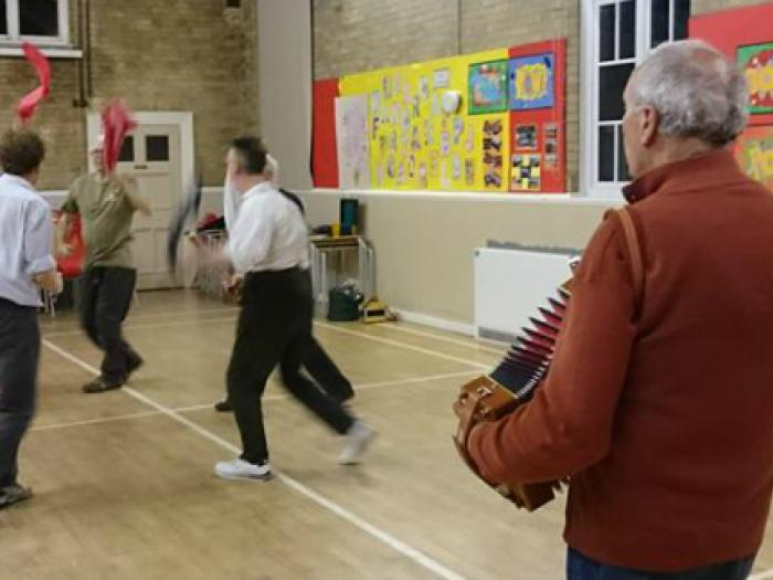 Morris Men Taster Session