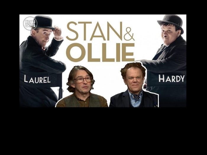 MVH Stan and Ollie