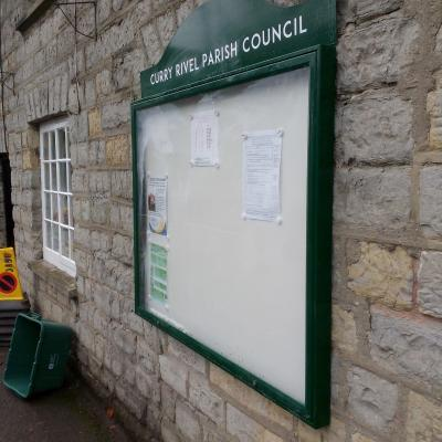New Notice Board One Stop 2