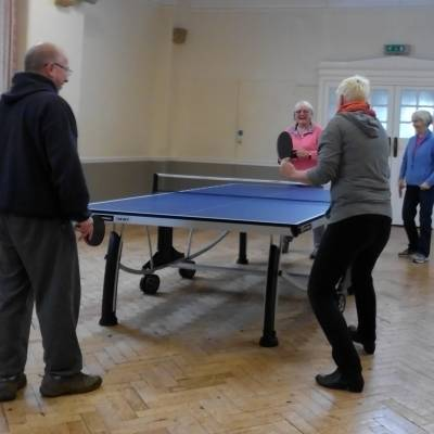 New Table Tennis Table1
