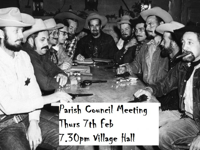 PC Meeting 7th Feb