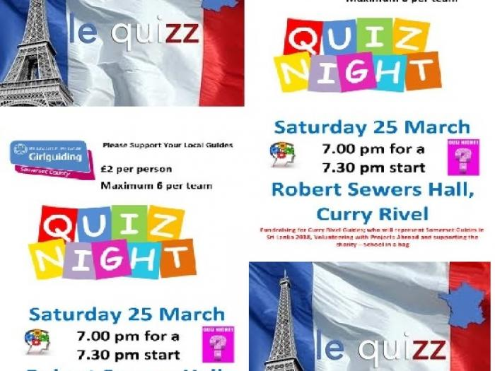 Quiz Night Double Header