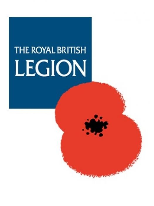 Rbl Logo and Poppy