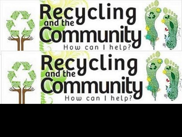 Recycling in the Community