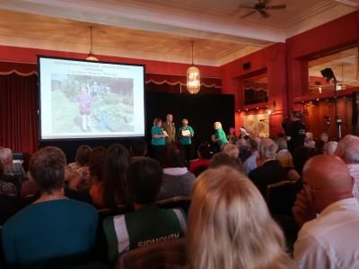 RHS SW in Bloom Awards 11th Oct 2019 3