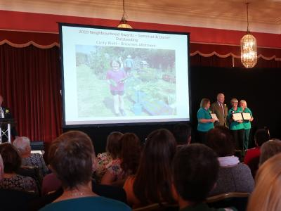RHS SW in Bloom Awards 11th Oct 2019 4
