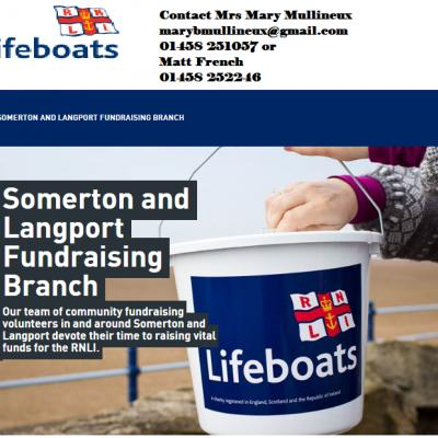 RNLI Somerton and Langport
