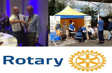 Rotarians Langport and Somerton