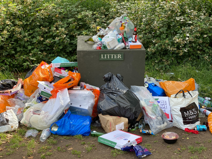rubbish, waste, environment