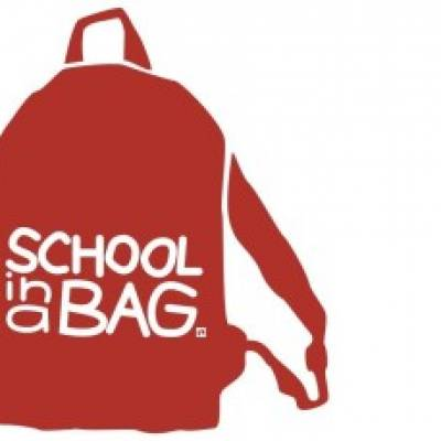 school in a bag