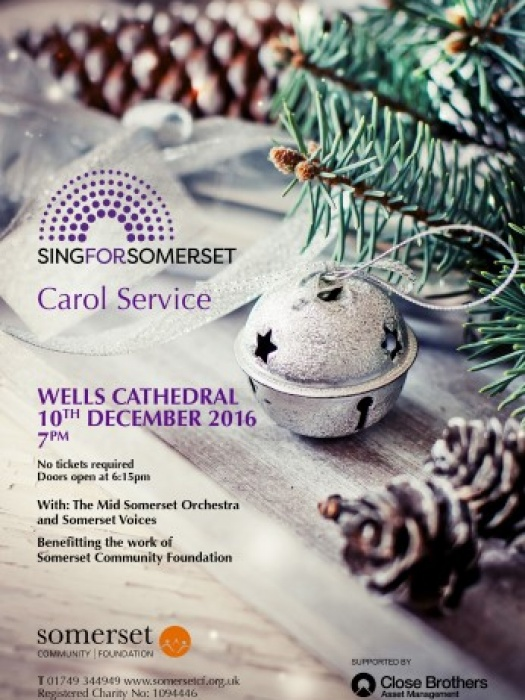 Sing for Somerset 10th Dec 2016