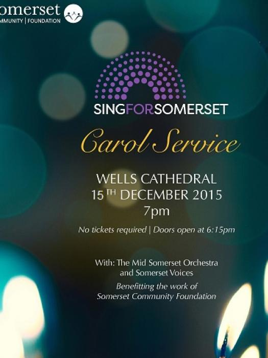 Somerset Community Wells Carol Service
