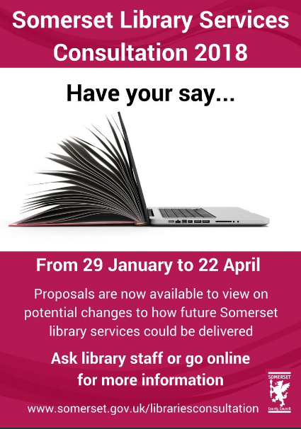Somerset Library Consultation1