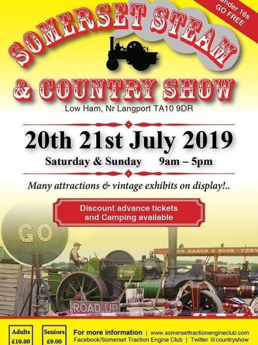 Somerset-Traction-Engine-Show-2019-poster