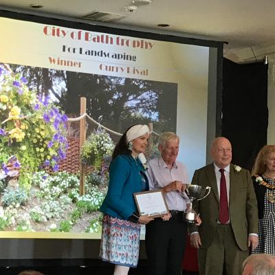 SoutWest in Bloom Presentation 5th Oct 2017