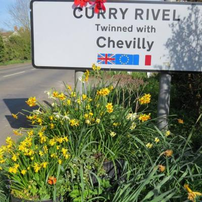 Spring Colour in Curry Rivel1