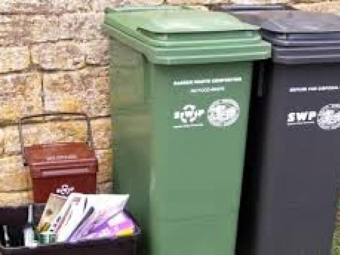 ssdc recycling bins